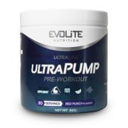 Evolite Ultra Pump Pre-workout 345g Red Punch