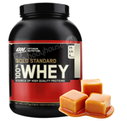 ON 100% Whey Gold 2270g Caramel Toffe Fudge