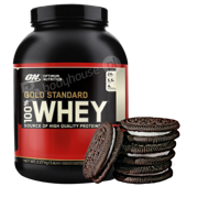 ON 100% Whey Gold 2270g Cookies Cream