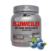 Olimp Redweiler 480g Blueberry