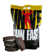 Universal Gain Fast 4500g Cookies & Cream